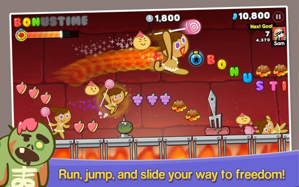 line cookie run hack