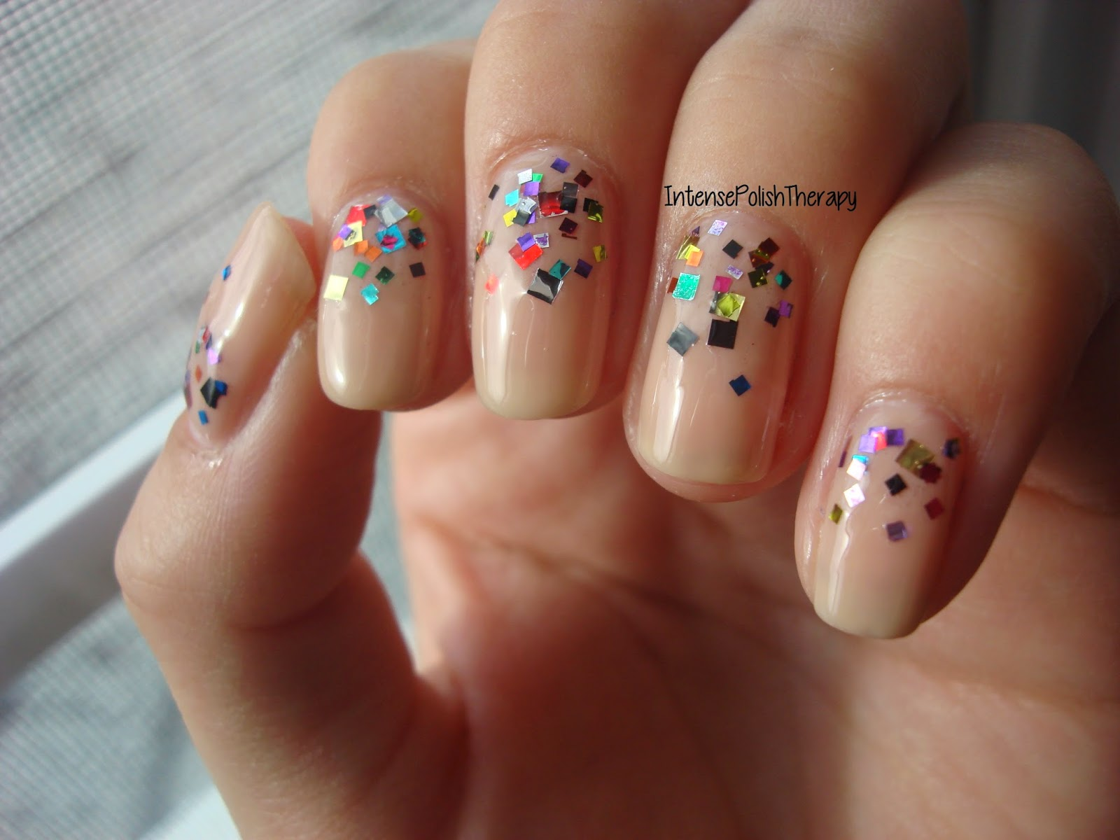OPI - Glints of Glinda & Candy Lacquer - Block Party