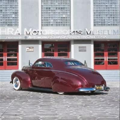 matranga mercury custom car
