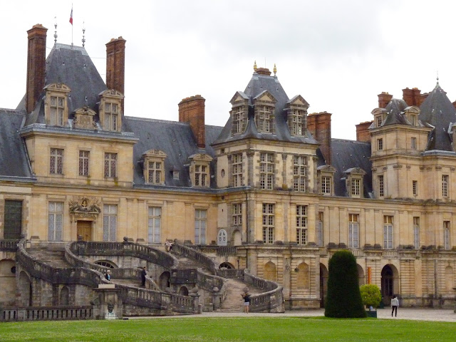 Jewel yet to find le chateau de fontainebleau - Le chateau de fontainebleau ...