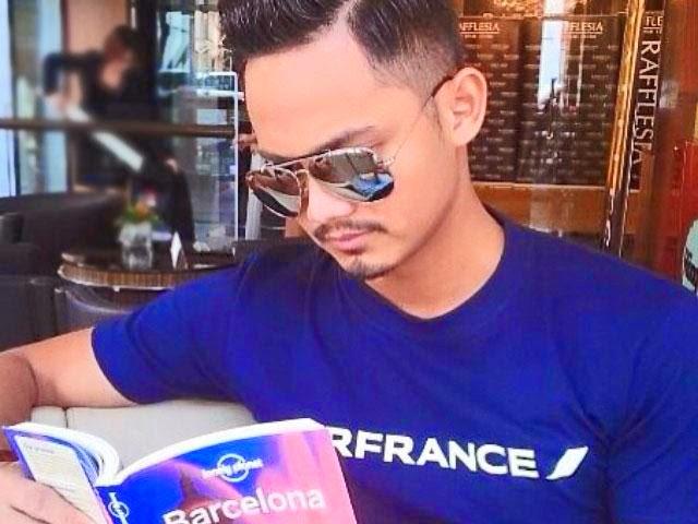 Hairul Azreen Pernah Sangsi Dengan Kelab Peminat Sendiri