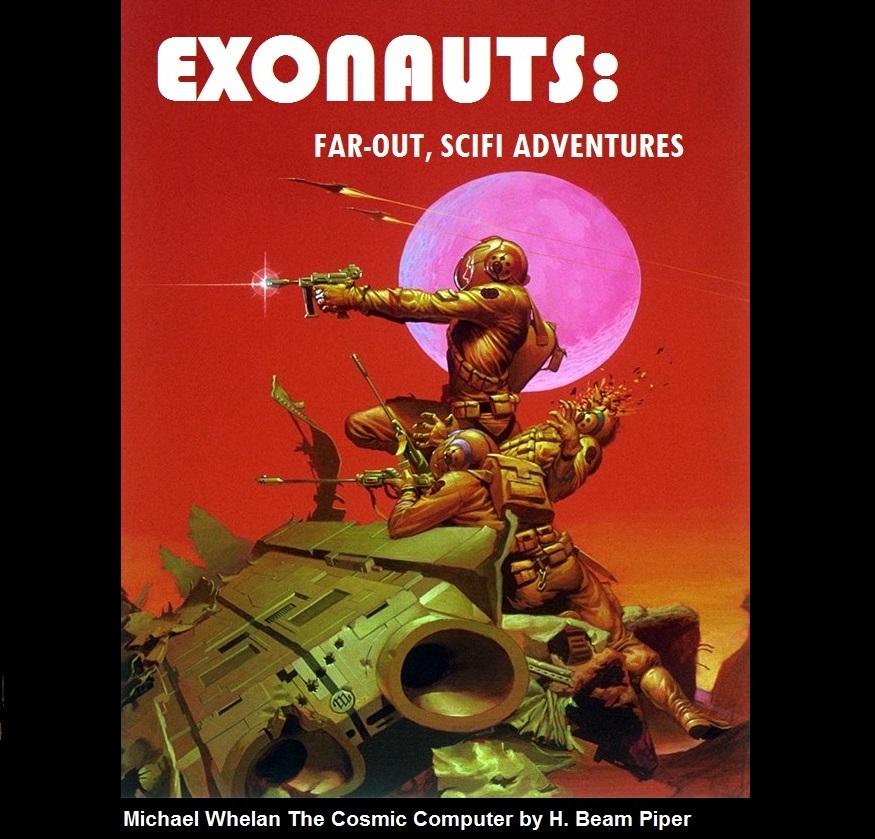 EXONAUTS!