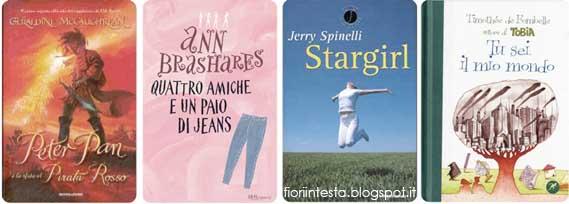 Fiori in testa libri per ragazzi 2 for Libri consigliati per ragazzi di 16 anni