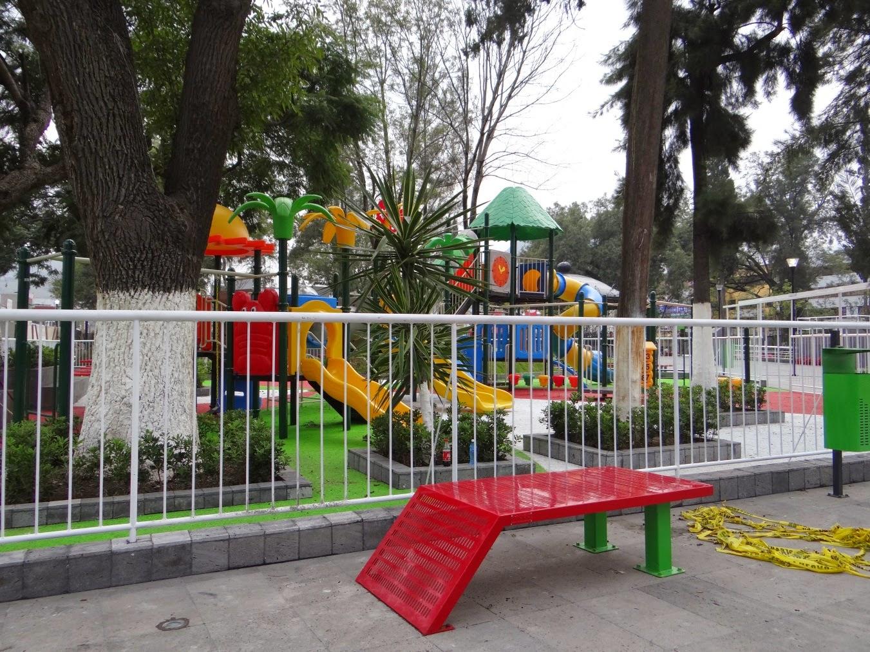 El mexiquense hoy moderno jard n central en san crist bal for Jardin 7 hermanos ecatepec