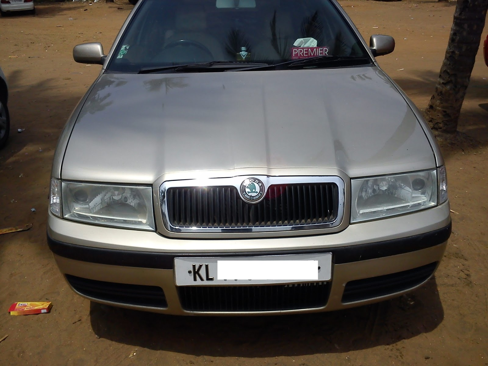 2006 skoda octavia elegance used cars trivandrum