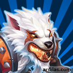 Manusia Serigala (Werewolf) - Pahlawan Elit - Konflik Kastil