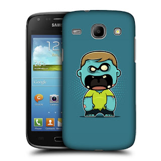 HEAD CASE BULLY CHOMBIE DESIGN BACK CASE COVER FOR SAMSUNG GALAXY CORE I8260