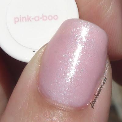 essie pinkaboo, essie pink-a-boo