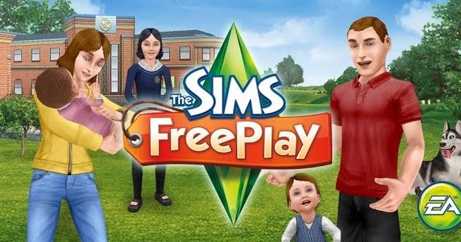 Скачать симс free play на андроид