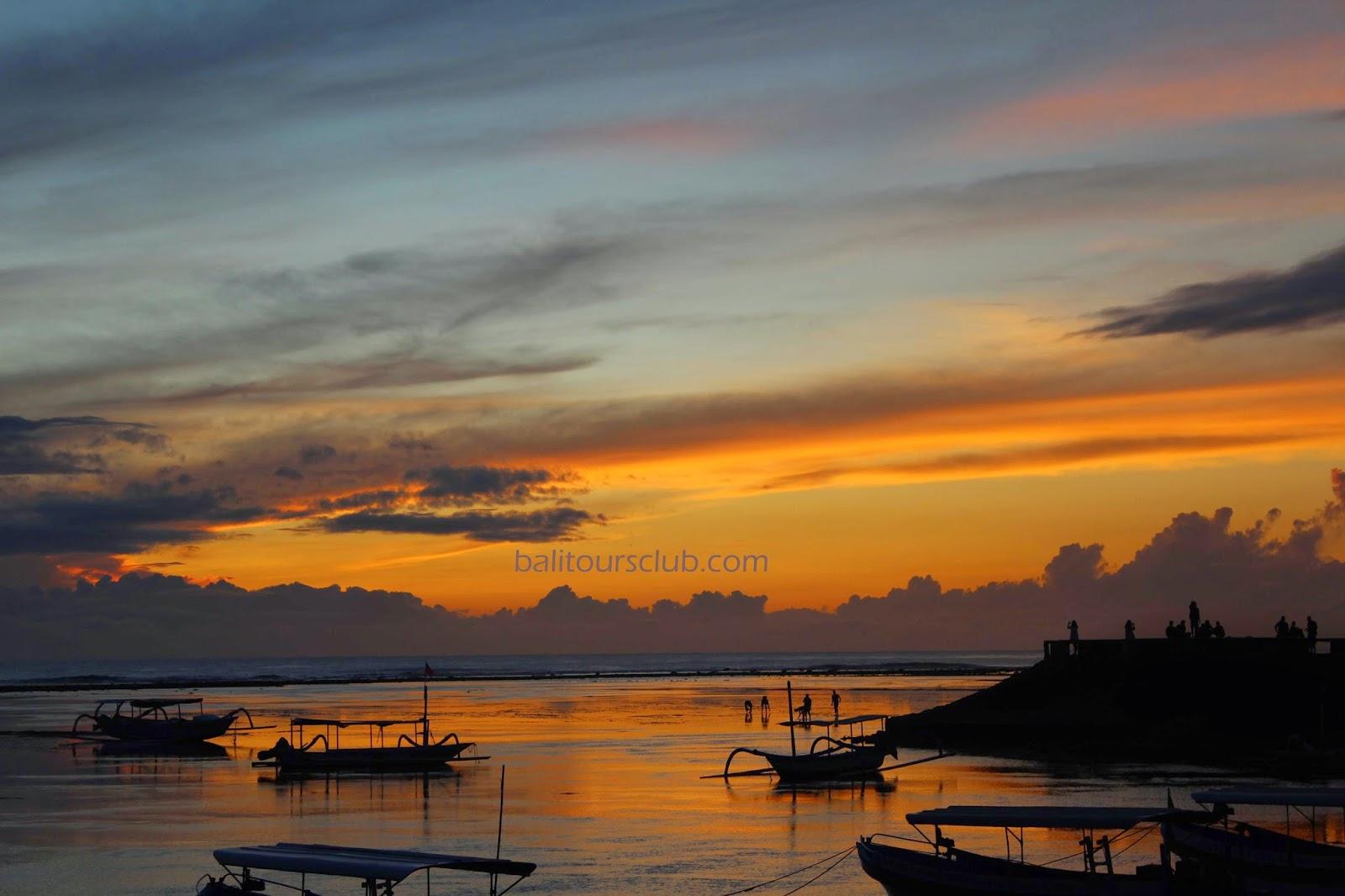 objek wisata pantai Sanur