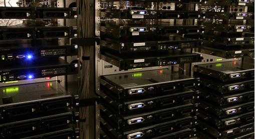 External servers
