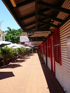 Johnny Chi Lane, Broome, WA
