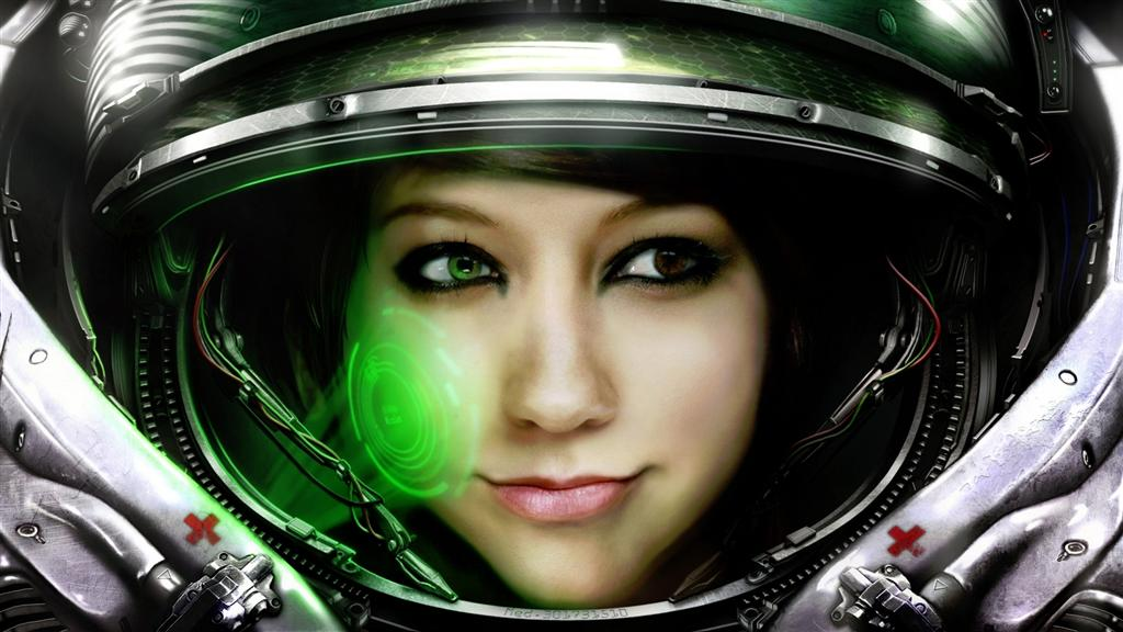 Starcraft HD & Widescreen Wallpaper 0.126745612641788
