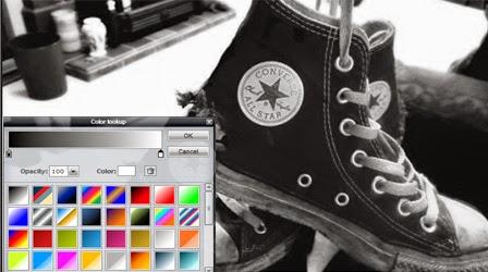 Cara editFoto Hitam Putih