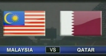 Malaysia vs Qatar