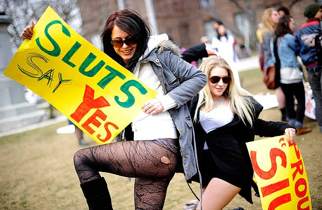 Slut walk photo