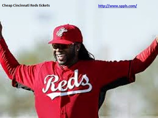 Cheap Cincinnati Reds tickets