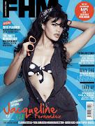Jaqueline Fernandez Hot FHM Mazagine Cover January 2013