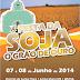 """Festa da Soja """"O Grão de Ouro"""", acontece no próximo final de semana, no Distrito de Santa Flora"""