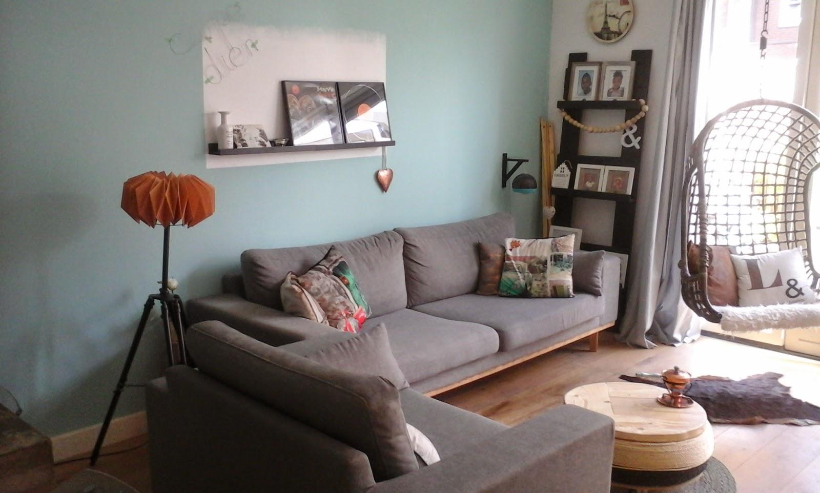 Pimpish: klaar voor de lente en zomer? restyle van de woonkamer ...