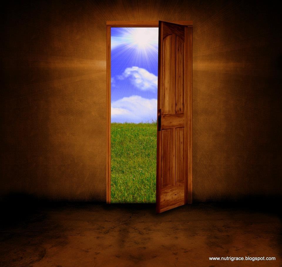Lampi di luce amore per la verit for Porta aperta