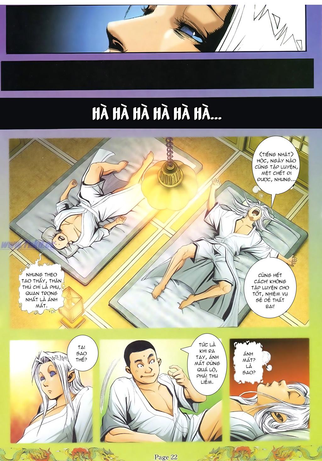 Người Trong Giang Hồ Chap 791 - Truyen.Chap.VN