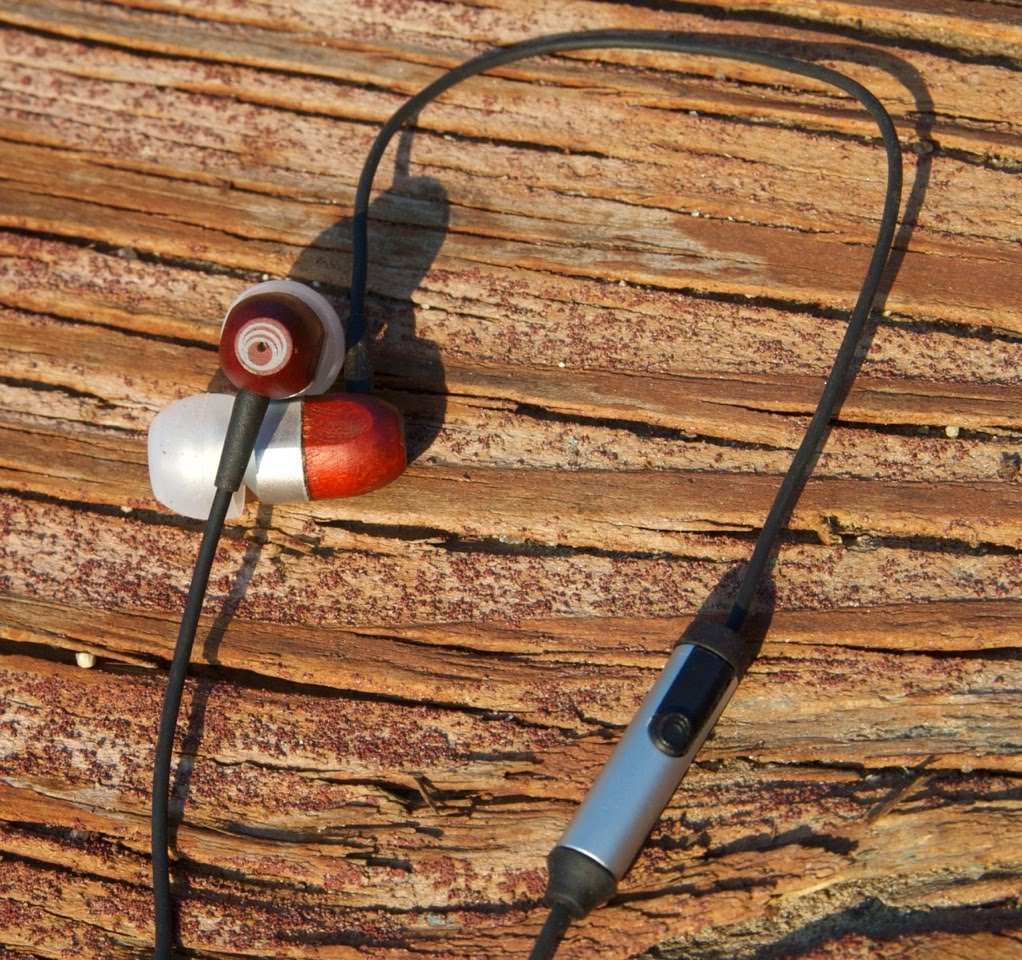The Thinksound TS02 in-ear headphones are excellent value for money.