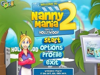 MINI GAME NANNY MANIA 2: GOES TO HOLLYWOOD (PC/ENG) FREE DOWNLOAD
