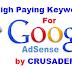 NWORLD | Top 79 High Paying Keyword for Adsense 2015