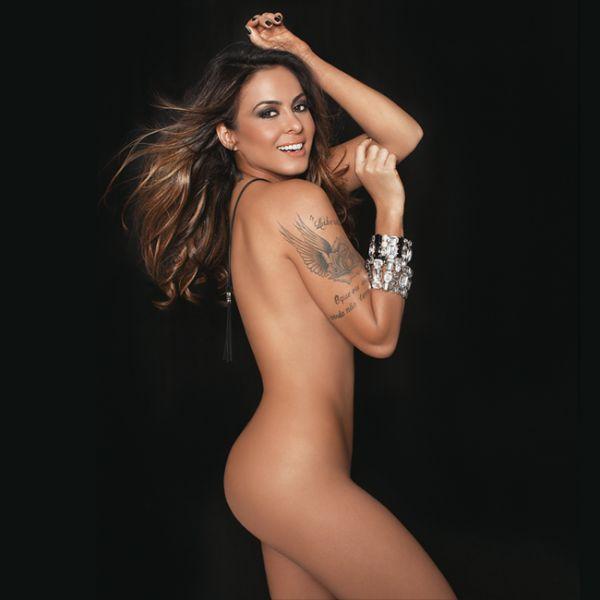 Alinne Moraes Atriz Famoza Peladona