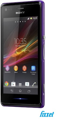 sony xperia M specification features priced for 12690 Rupees