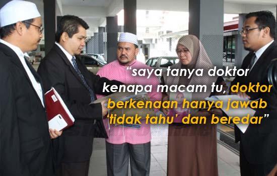 Pasangan saman hospital RM10 juta dedah kisah sebenar