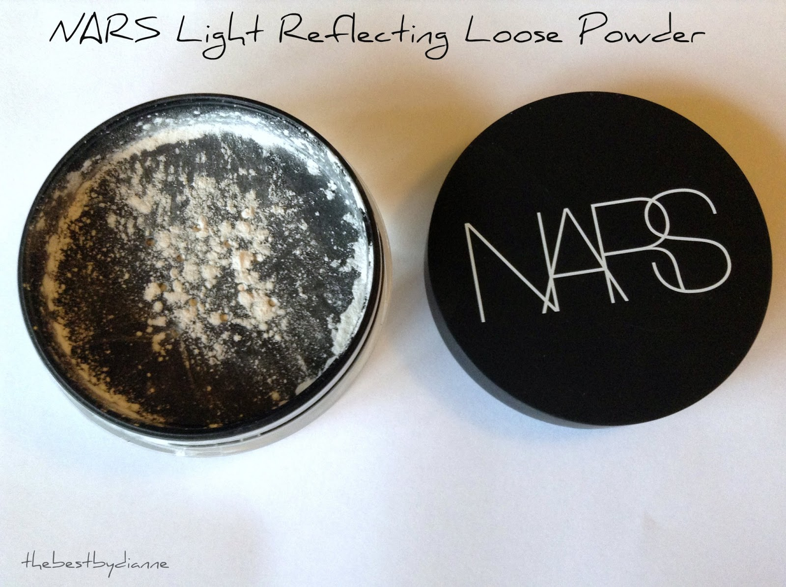 new nars light reflecting loose setting powder updated. Black Bedroom Furniture Sets. Home Design Ideas