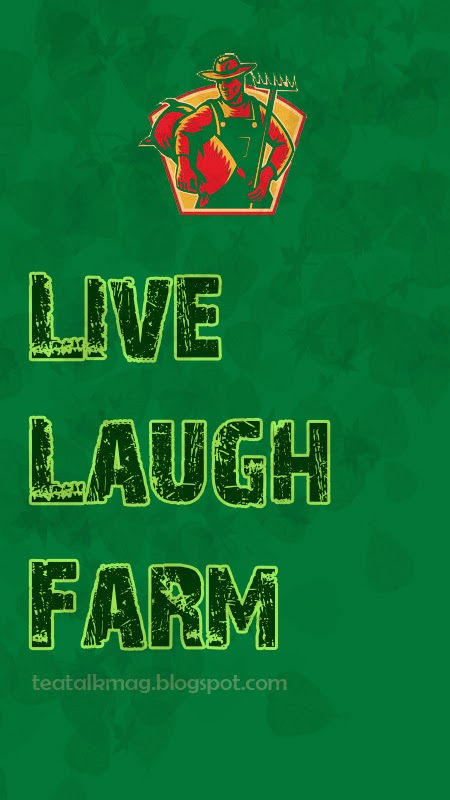 Live, Laugh, Farm