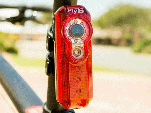 Fly6 HD Camera and Taillight combo