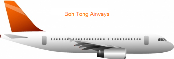 Airline stories of more than 10 years by Boh Tong