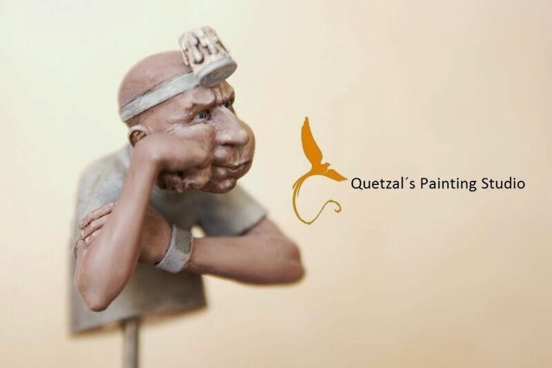 Quetzal´s Painting Studio