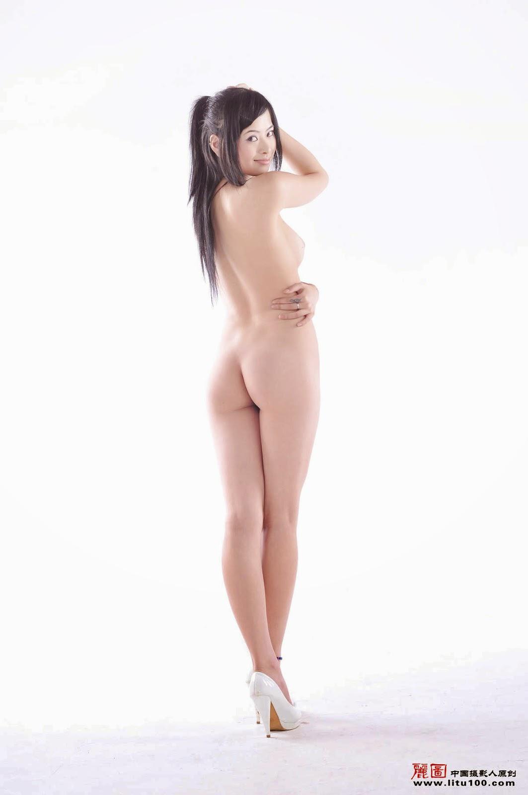 PhimVu Blog: Chinese Nude Model Zuer [Litu100]   PhimVu Blog photos