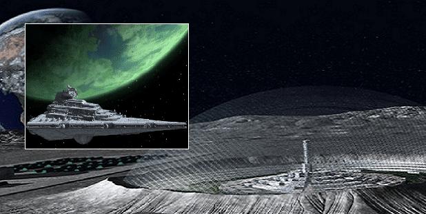 Πρώην αστροναύτης της NASA: Τα γιγάντια σκάφη τους ήταν ανώτερα από τα δικά μας!!