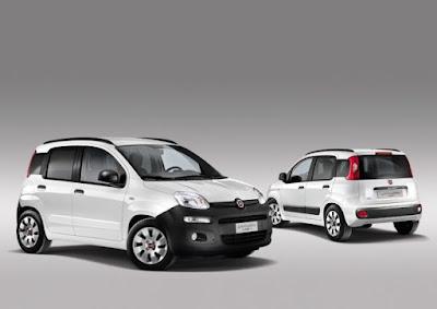 Το  Fiat Panda Van στην ελληνική αγορά