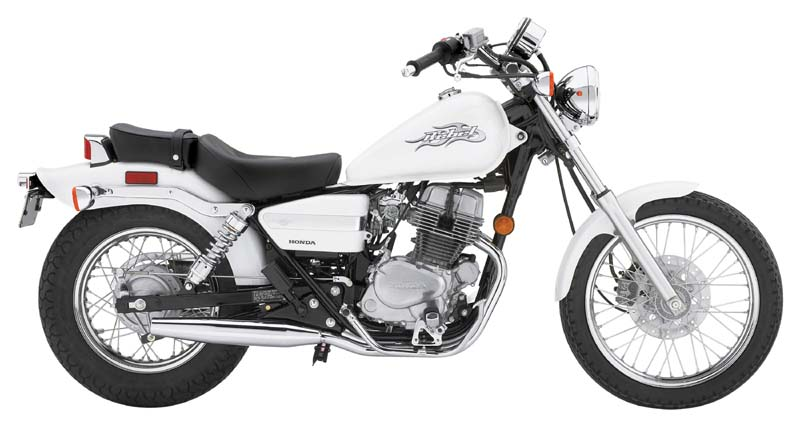 2012 Honda Rebel 250 Cmx250c Review