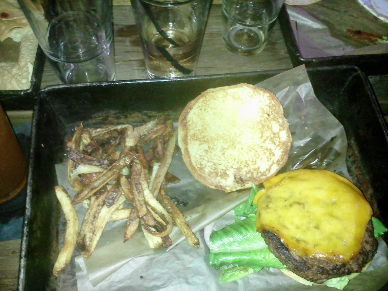 Gas Monkey Burger
