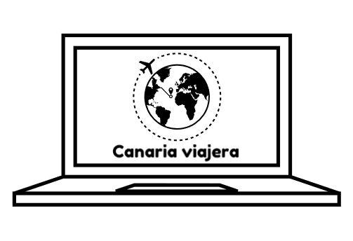 Haciendo de blogger: Canaria Viajera