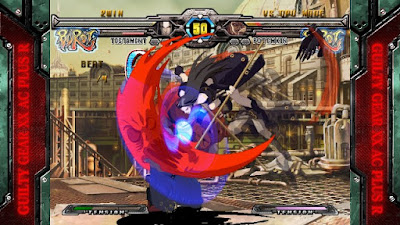 Guilty Gear XX Accent Core Plus R Games windows