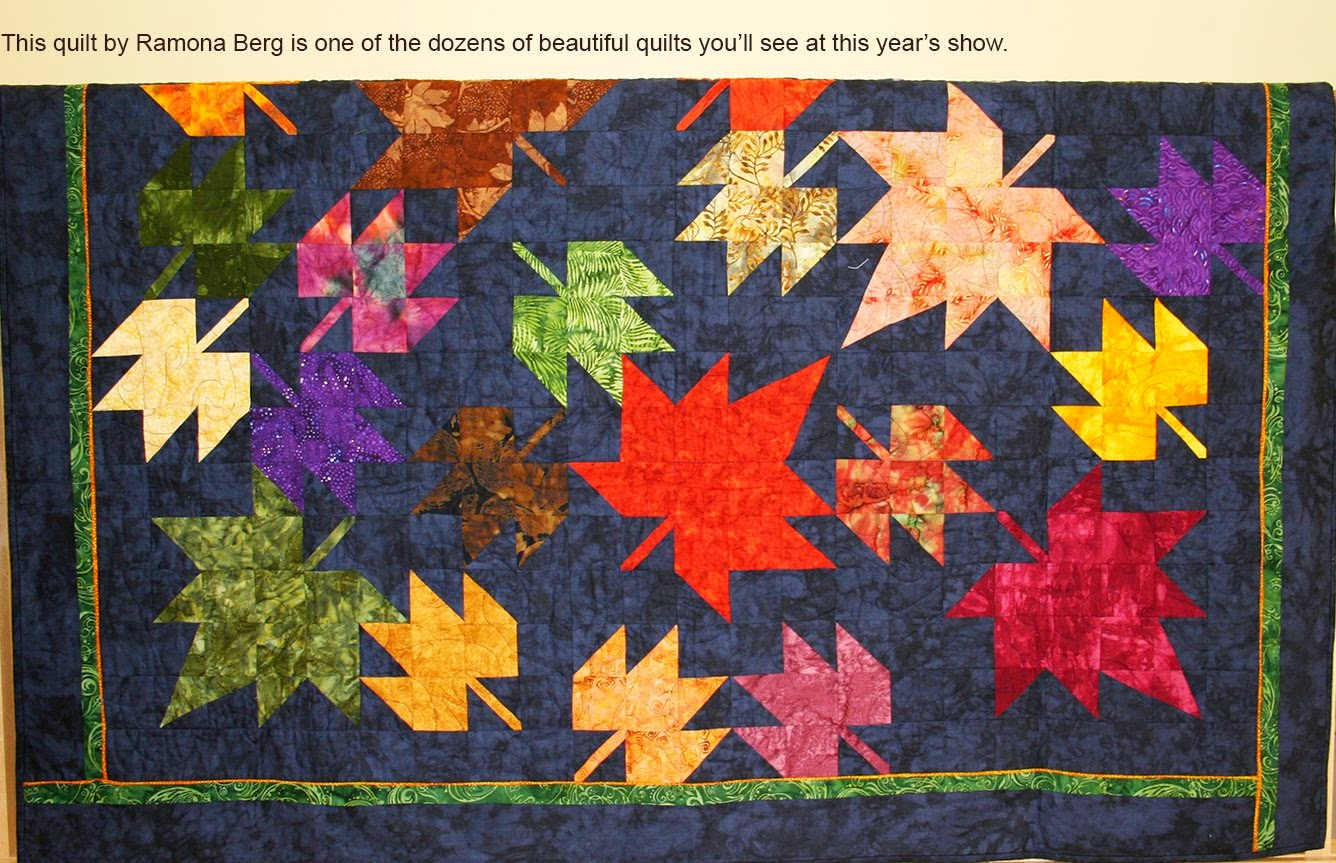 Featured Quilter Ramona Berg