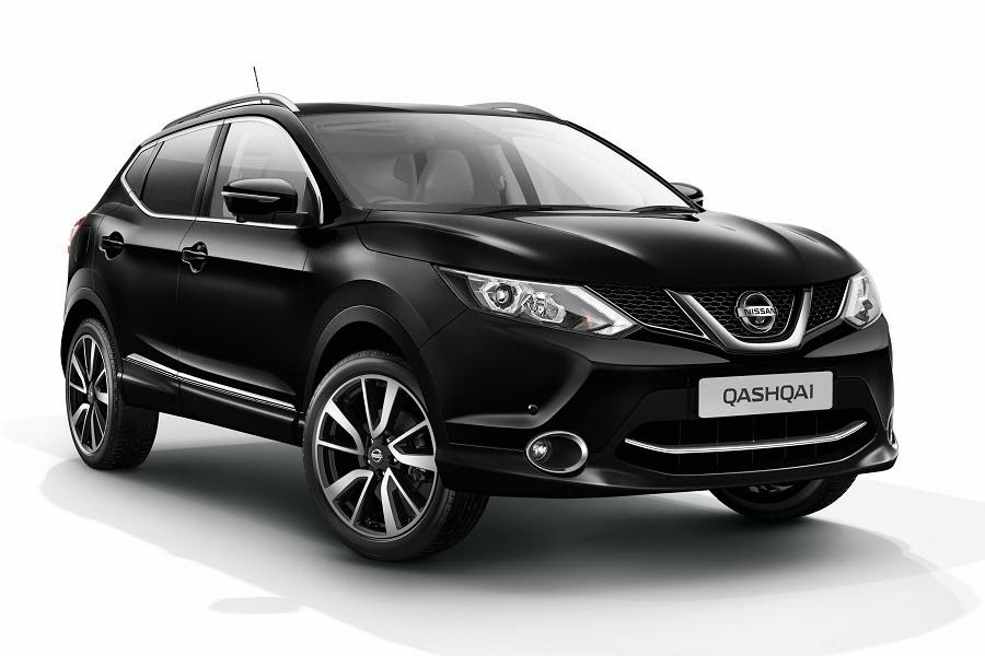 DS4 THP 155 BMP6 : 14900 euros Nissan+Qashqai+Premier+Limited+Edition+(2014)+Front+Side
