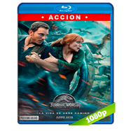 Jurassic World: El reino caído (2018) BRRip 1080p Audio Dual Latino-Ingles