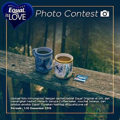 Info Kontes - Kontes Foto #EqualisLove