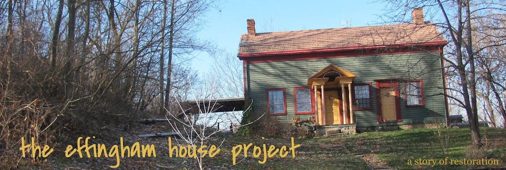the effingham house project