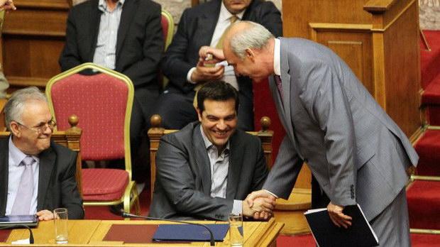 Συνέλθετε, κυρίες και κύριοι της ΝΔ και του ΣΥΡΙΖΑ , γιατί έρχεται «τσουνάμι»!